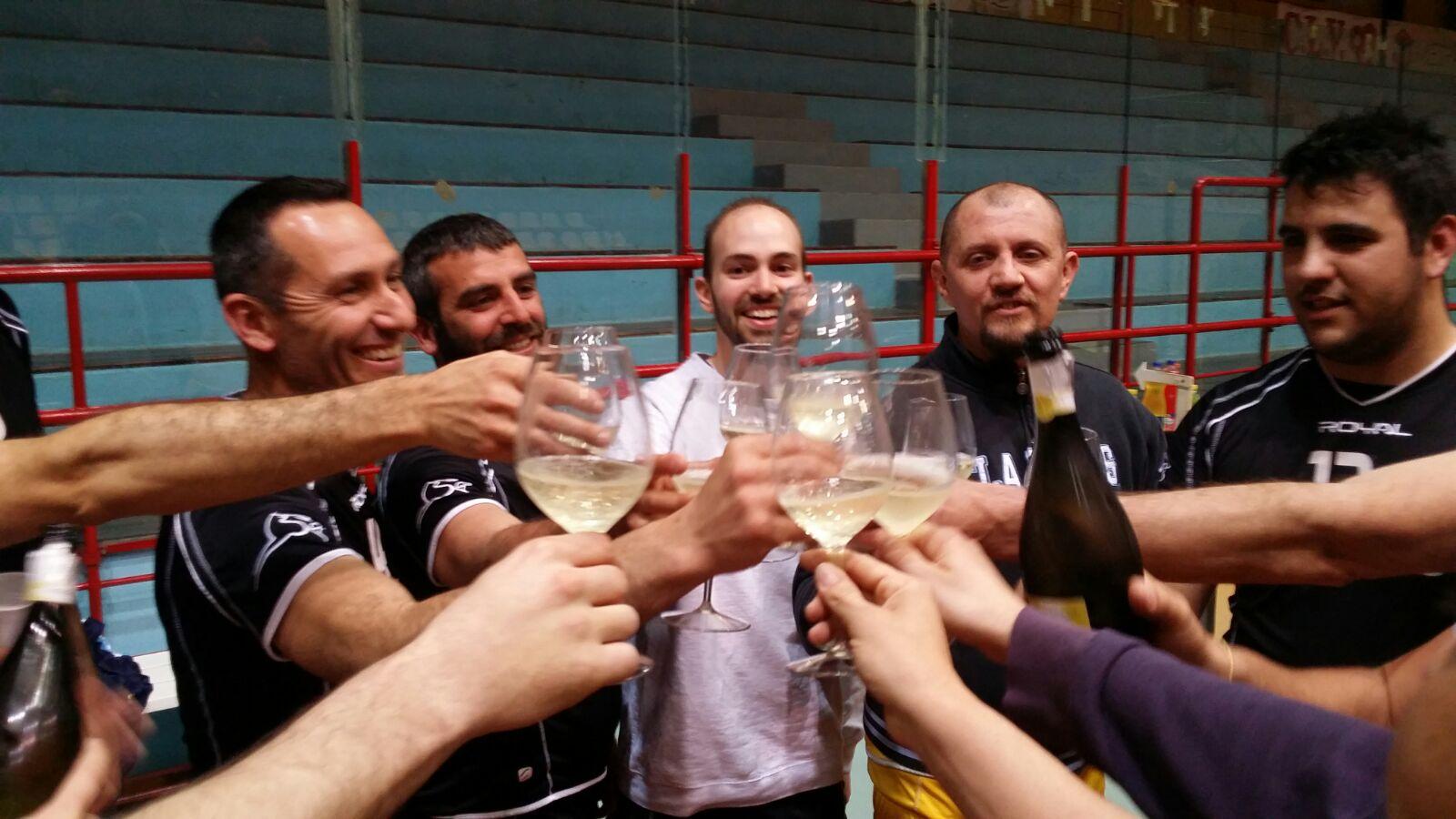 brindisi vittoria campionato